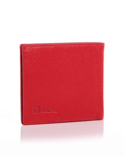 拉丁红latin red女士箱包专场红色牛皮钱包