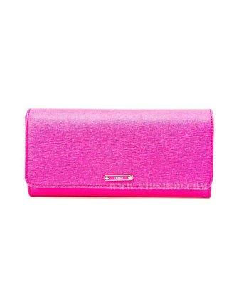 国际速递-fendifendi 女款长款钱包粉色8m0251-f09