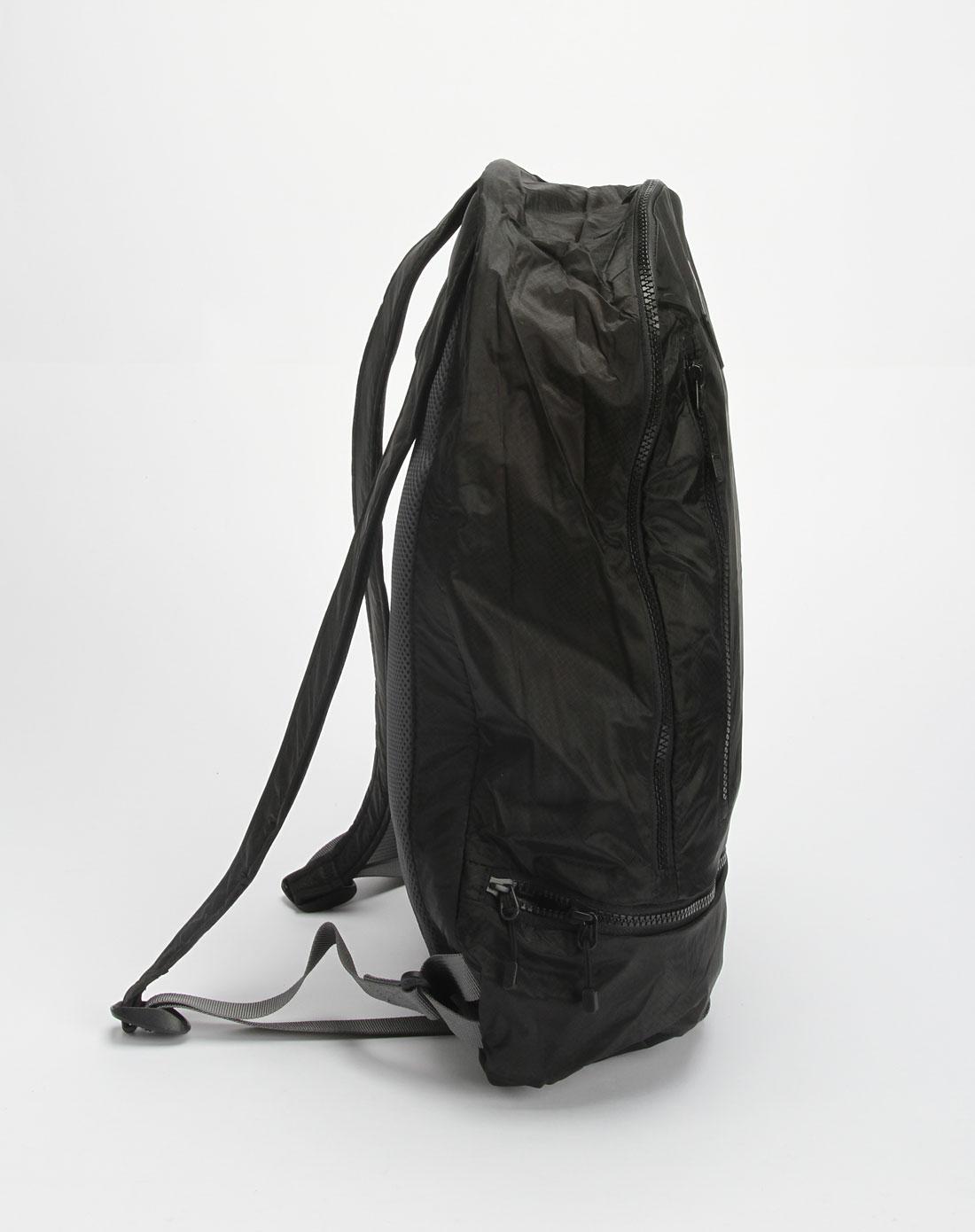 耐克nike男款黑色时尚背包ba4067-054