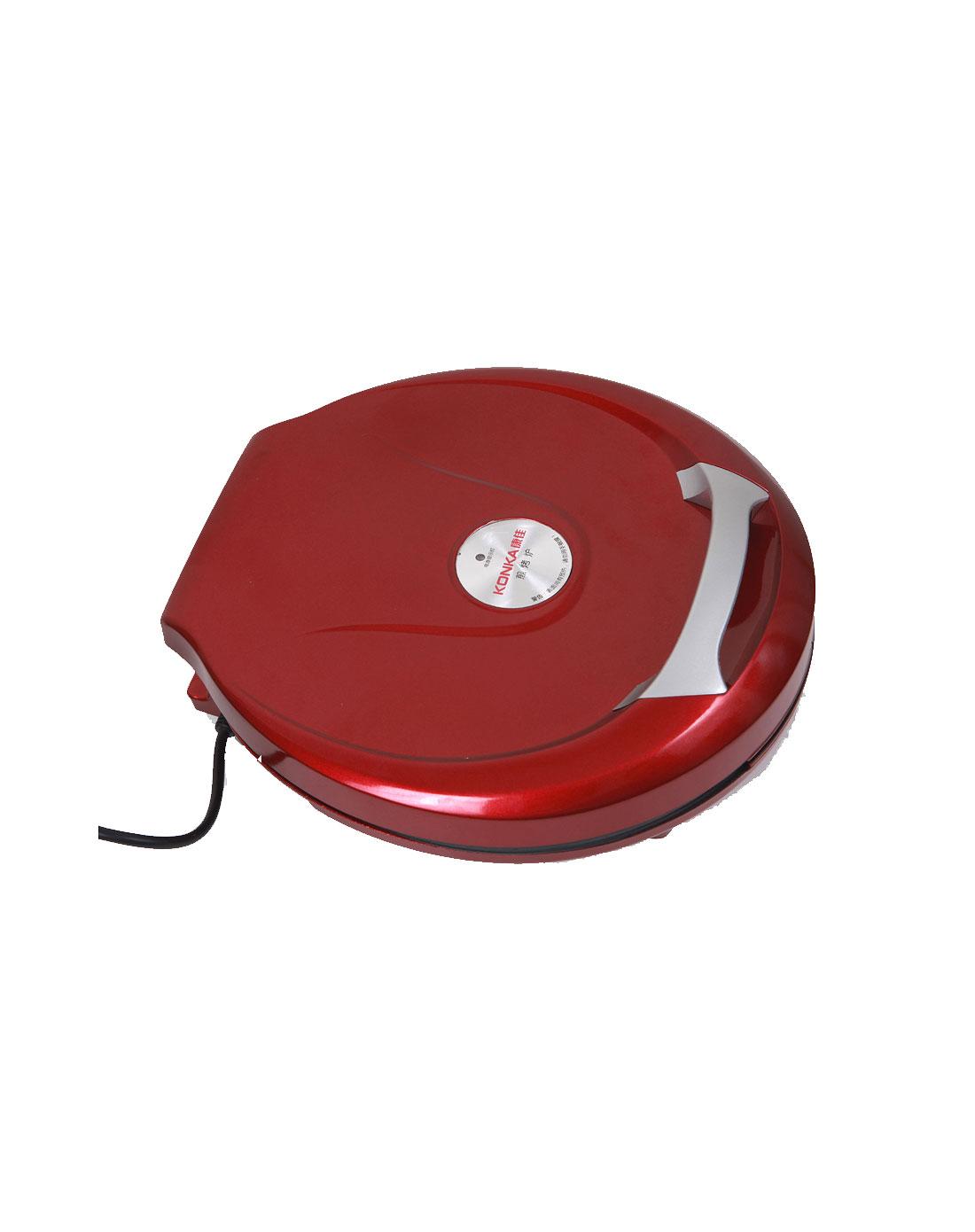 康佳生活电器中国红煎烤炉(电饼铛)30cm