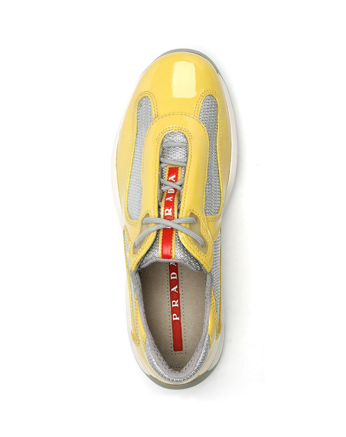 prada女款皮鞋