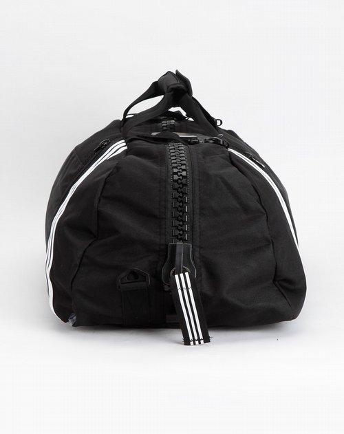 阿迪达斯adidas搏击运动专场中性黑色时尚单肩运动背包图片