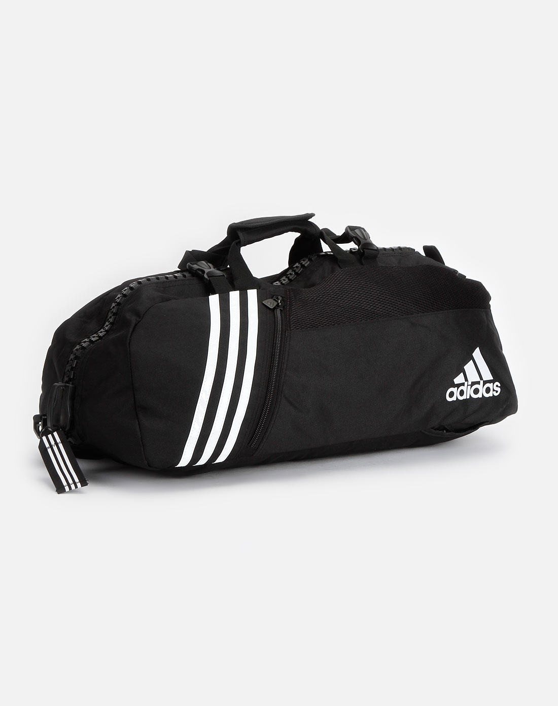 阿迪达斯adidas中性黑色时尚单肩背包acc050bg-comba
