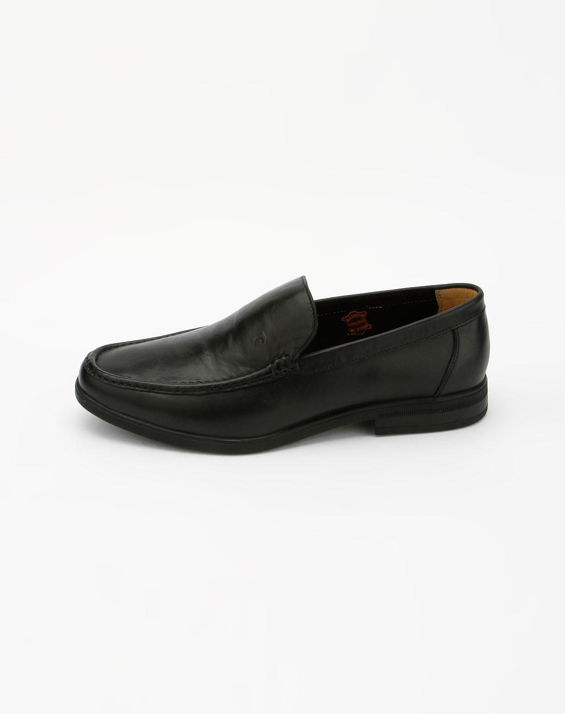 男装黑色时尚商务皮鞋