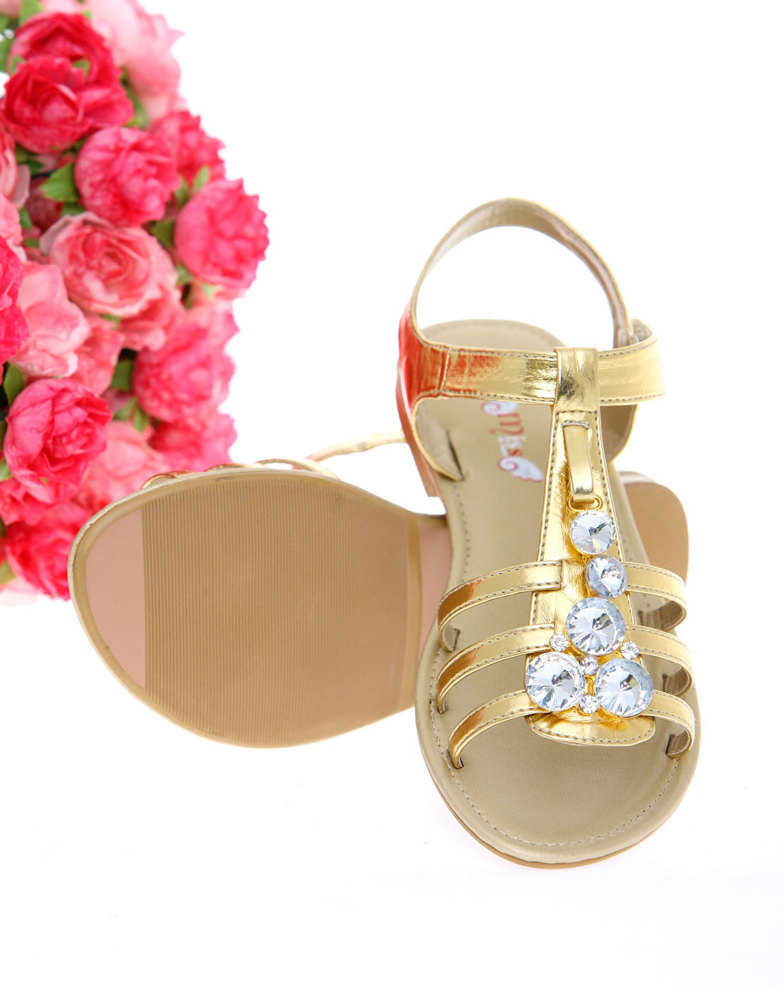 儿童鞋子女童凉鞋,儿童凉鞋