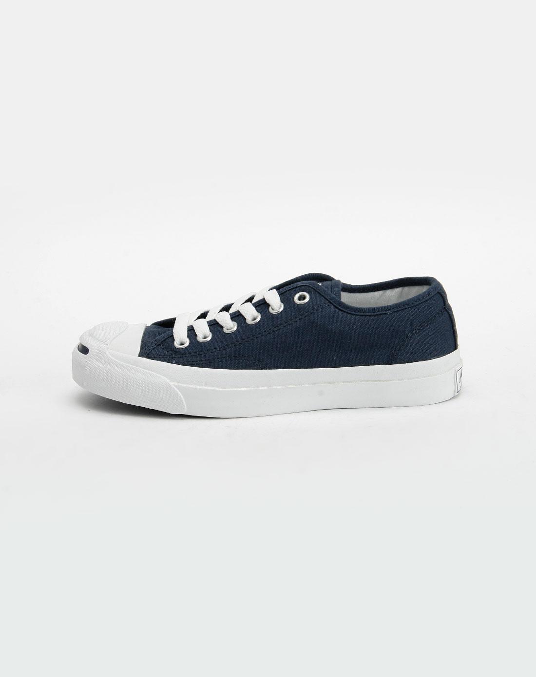 匡威 中性蓝色休闲布鞋