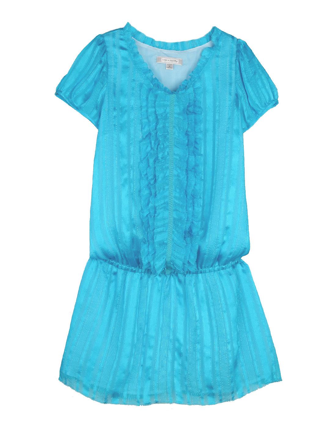 歌莉娅连衣裙秋装图片下载分享