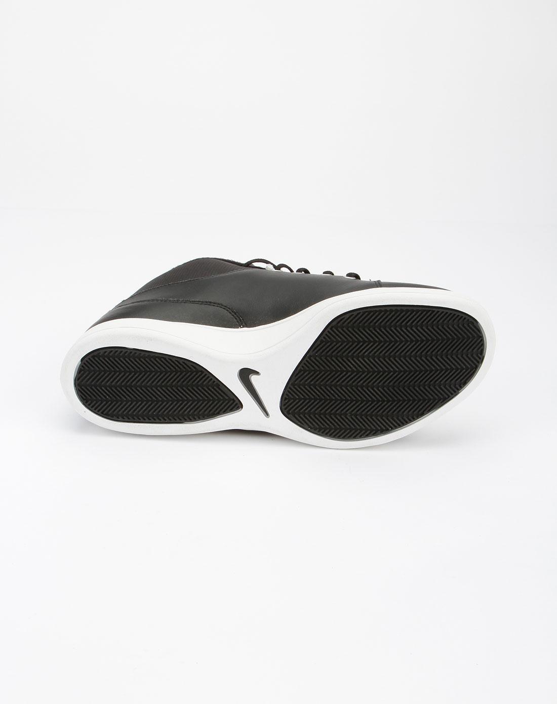 耐克nike-女款黑/白/银色运动文化鞋415328-002