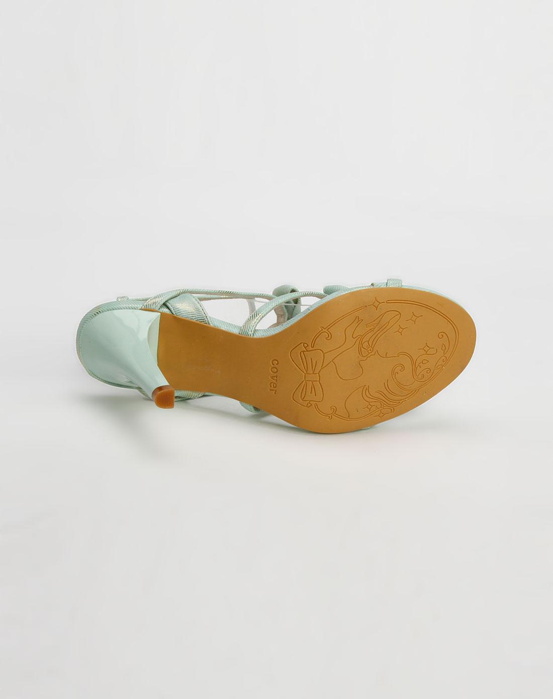 手编凉鞋各种编法图解