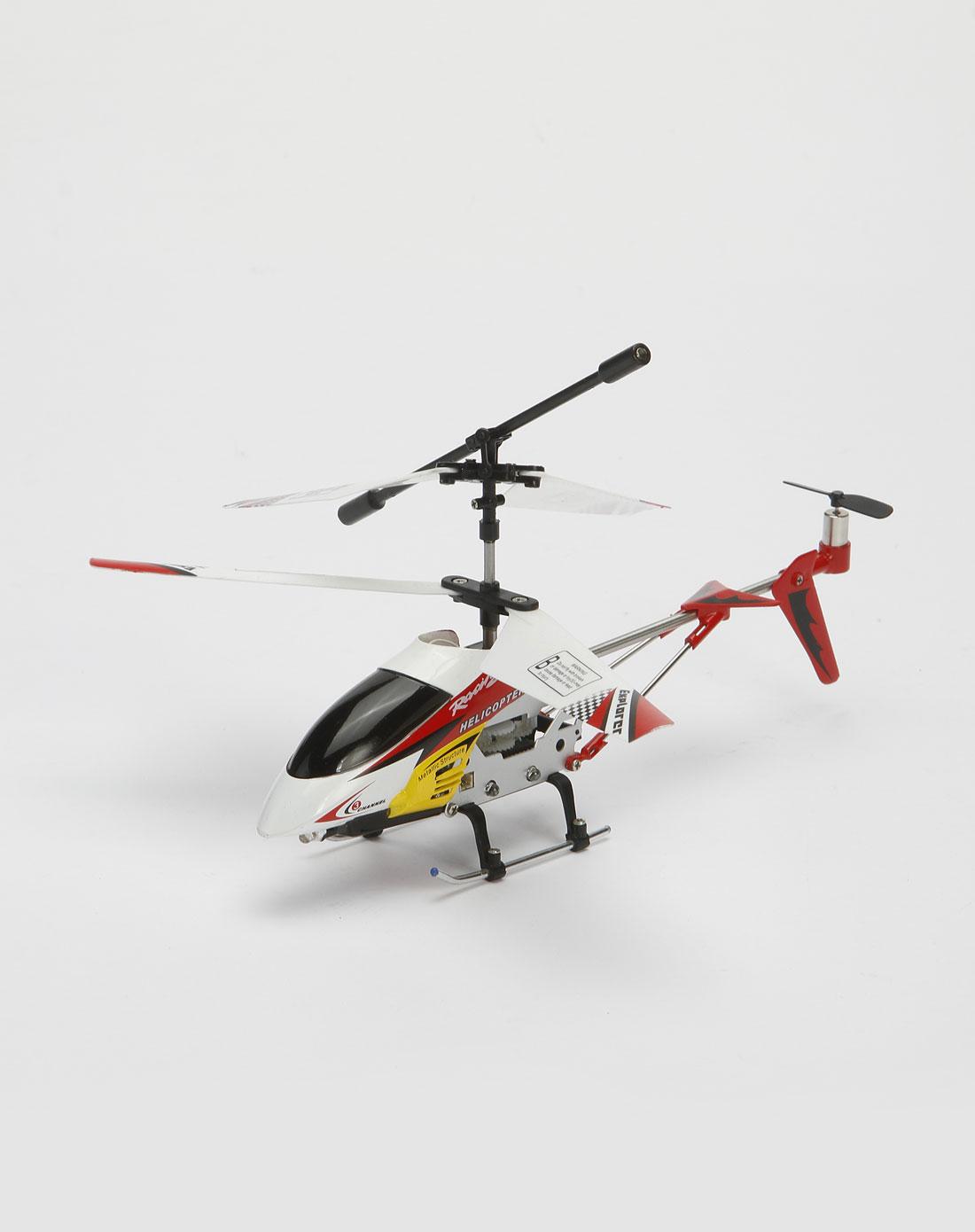 iphone遥控直升飞机红色