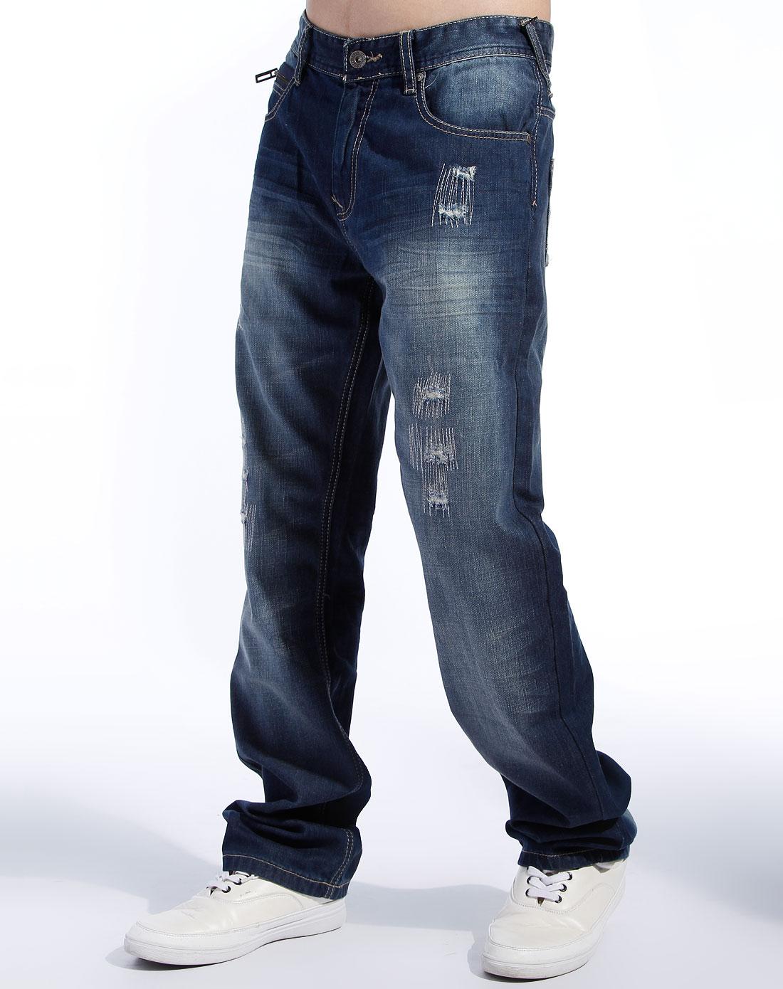 美特斯邦威男装长裤