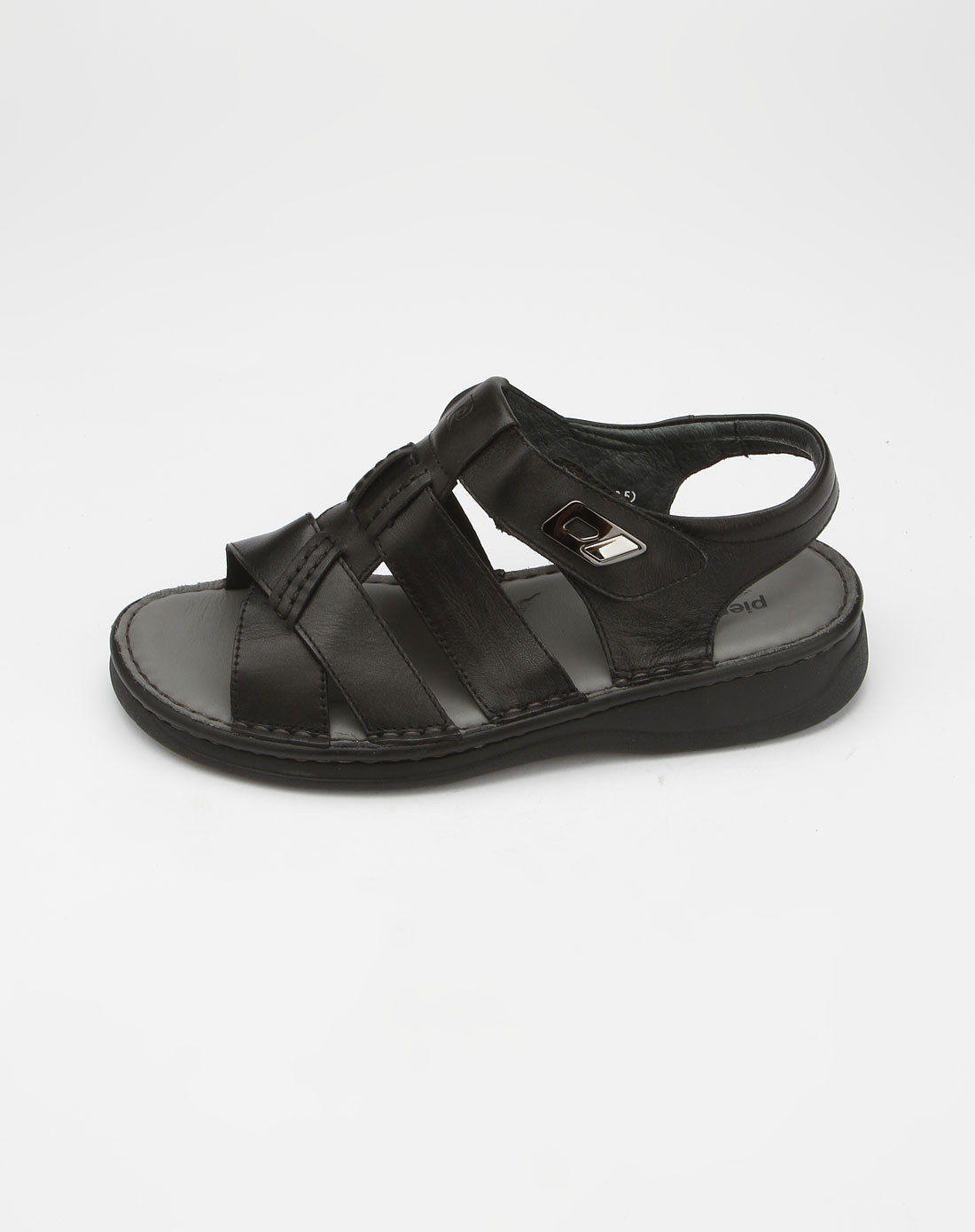 cardin-男款黑色时尚凉鞋