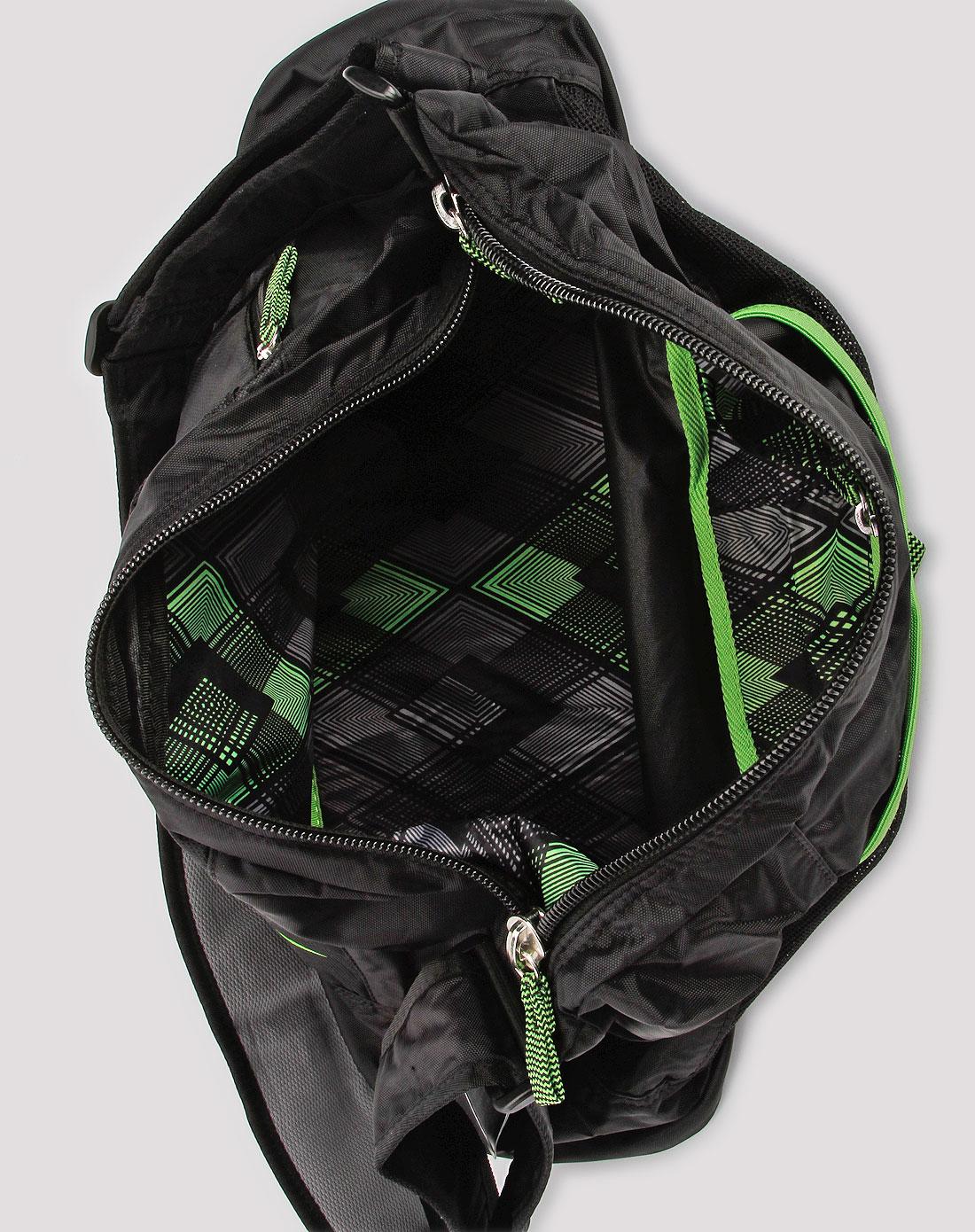 耐克nike-包包中性黑色时尚斜挎肩背包