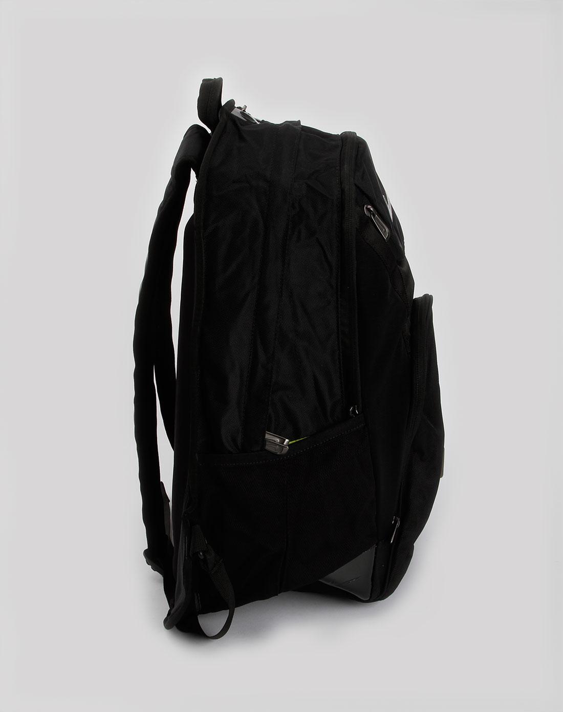 耐克nike-男装专场中性黑色时尚中背包