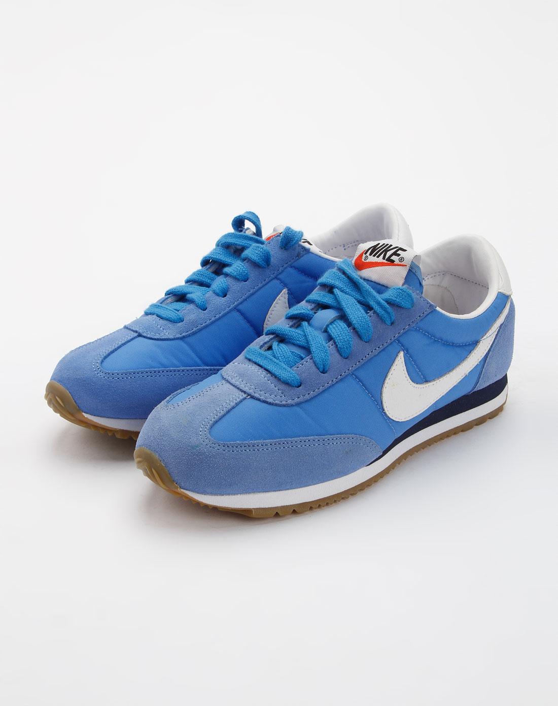 耐克nike蓝色时尚运动鞋