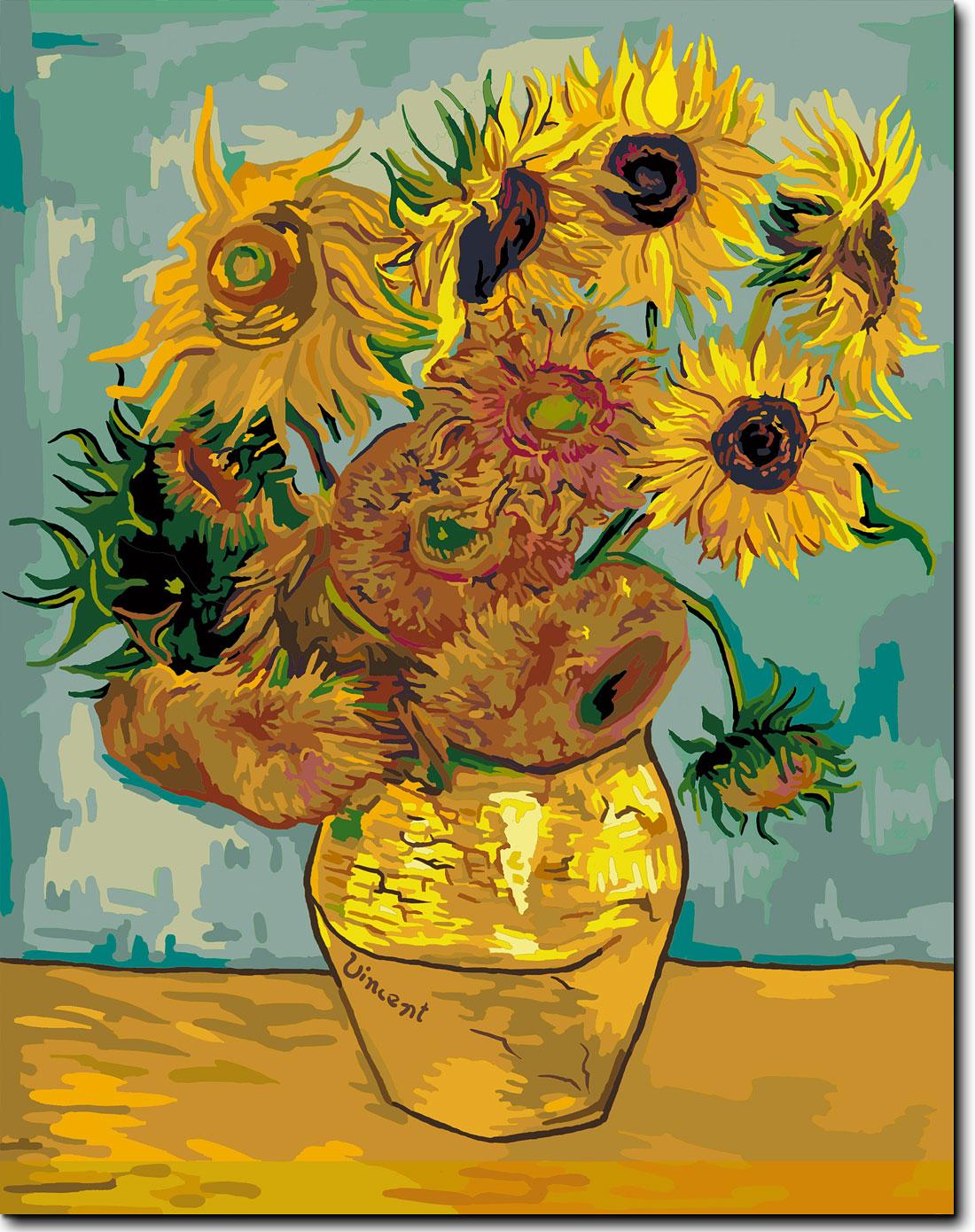 素描向日葵的画法正面 素描正面鼻子的画法 向日葵画法图片