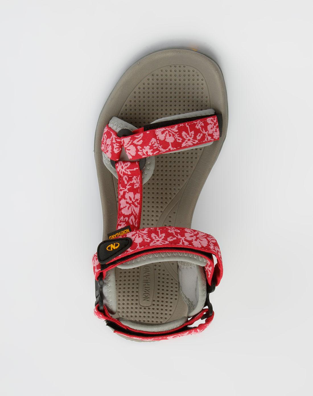 款粉红色时尚沙滩鞋