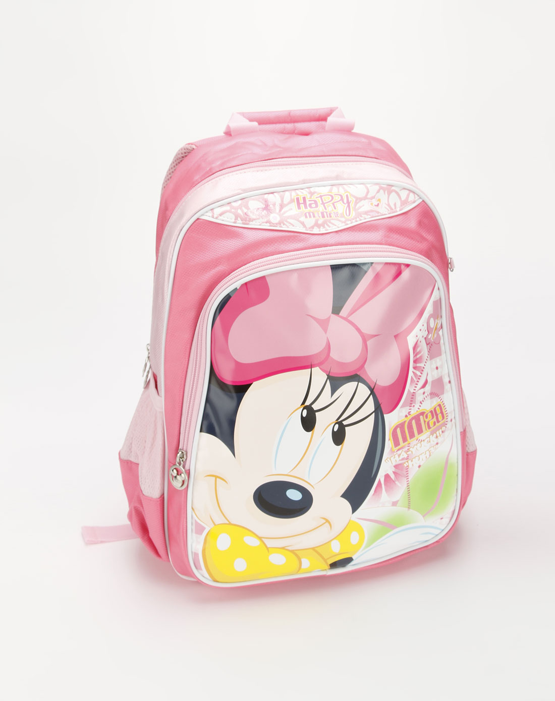 迪士尼disney儿童用品专场女童桃红女童桃红色米妮mb