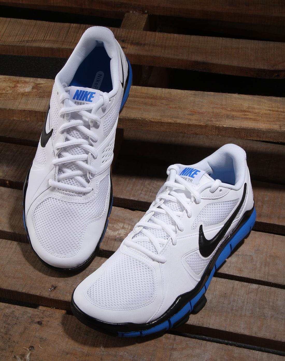 耐克nike-白色free tr2运动鞋442031-102