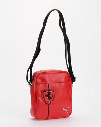 彪马puma赛车红色时尚挎包06920502