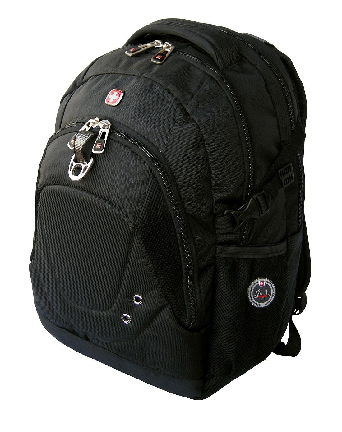 双肩电脑背包sw9323bk