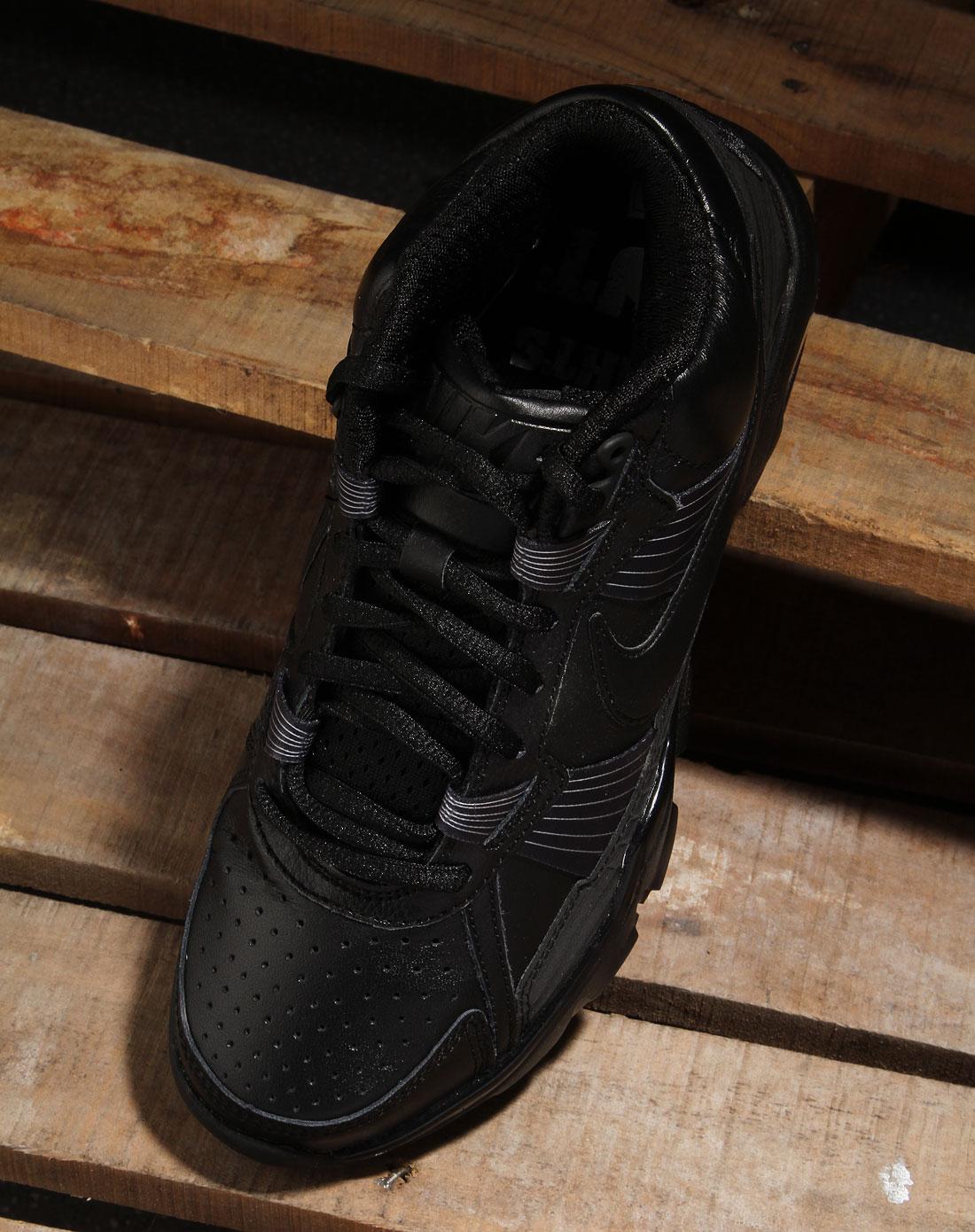 耐克nike男女装男款黑色时尚训练鞋395940-001
