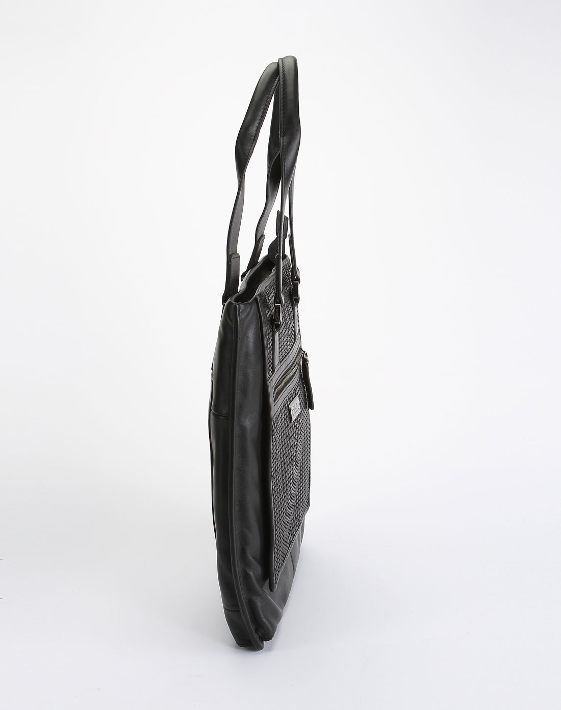 benato男款黑色时尚休闲手提包b3590403b