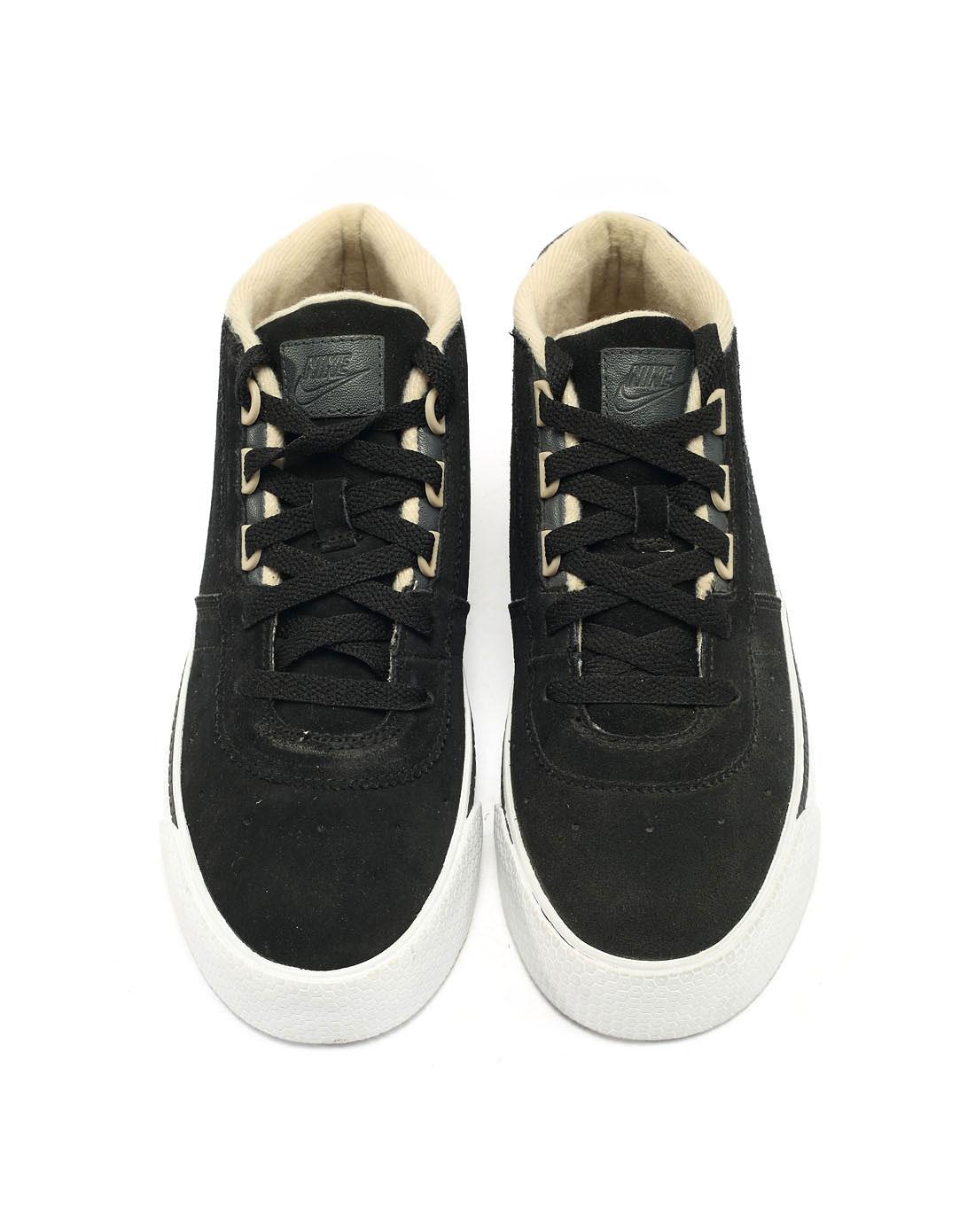 耐克nike男子黑色复古鞋454537-002