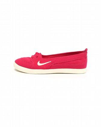 耐克nike女子红色复古鞋443572-600
