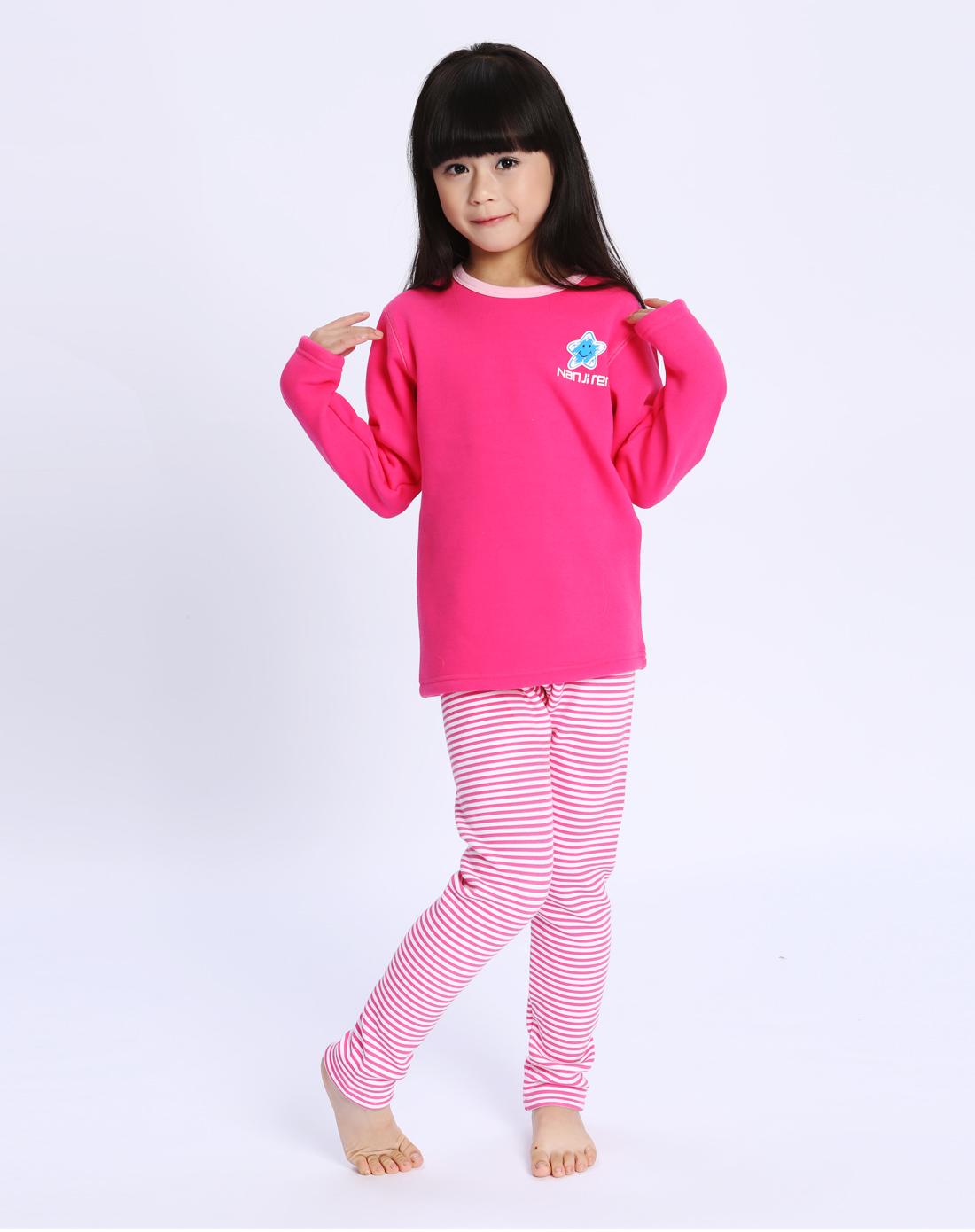 南极人njr儿童内衣专场-保暖时尚印花少儿内衣(小童)