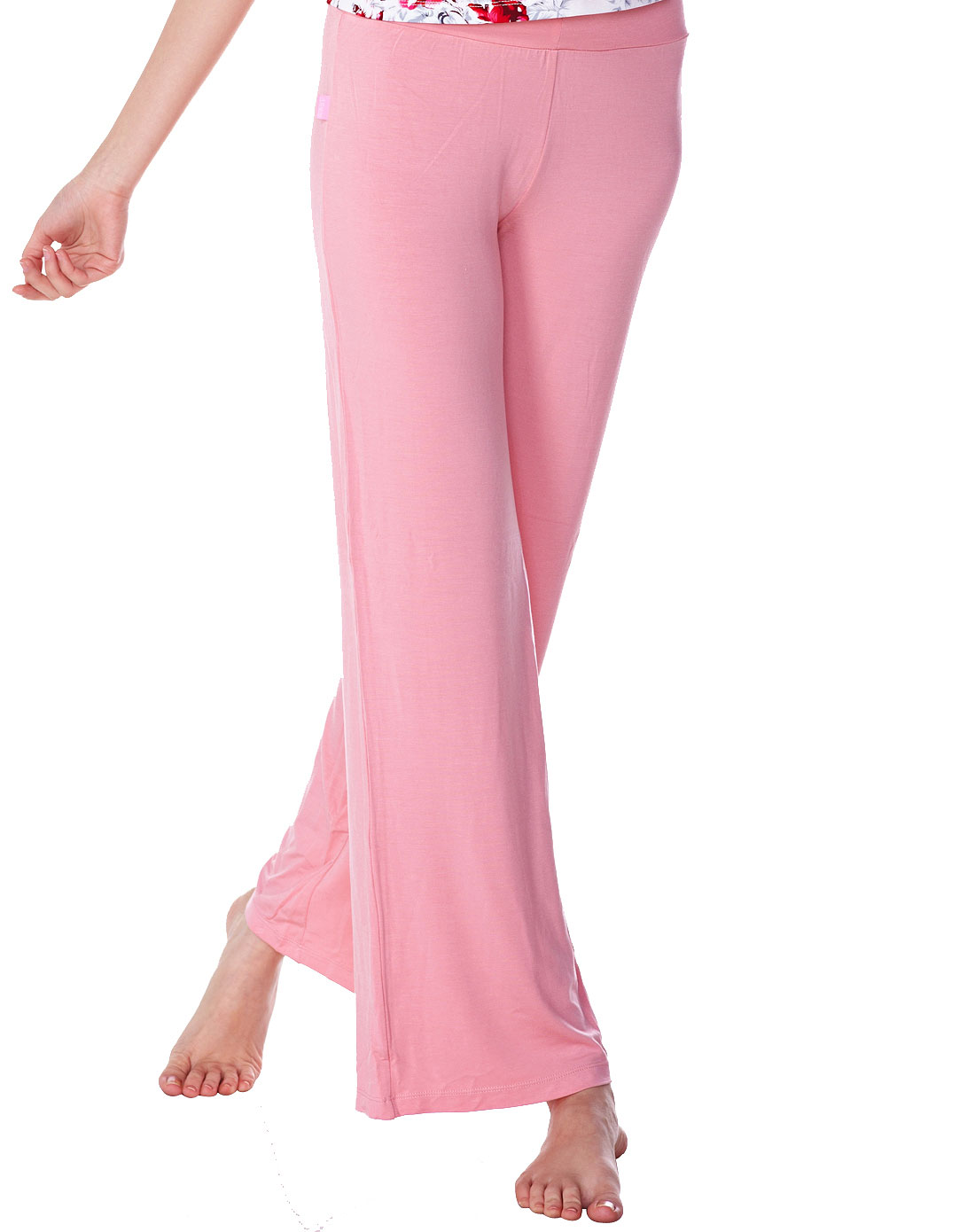 远阳瑜伽肉粉色瑜伽服裤子p167y-23