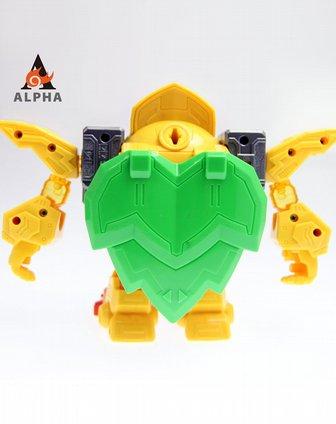 奥迪auldey玩具专场声光解锁系列--菠萝战宝522412