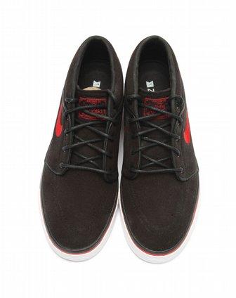 耐克nike-男子黑色复古鞋443095-069