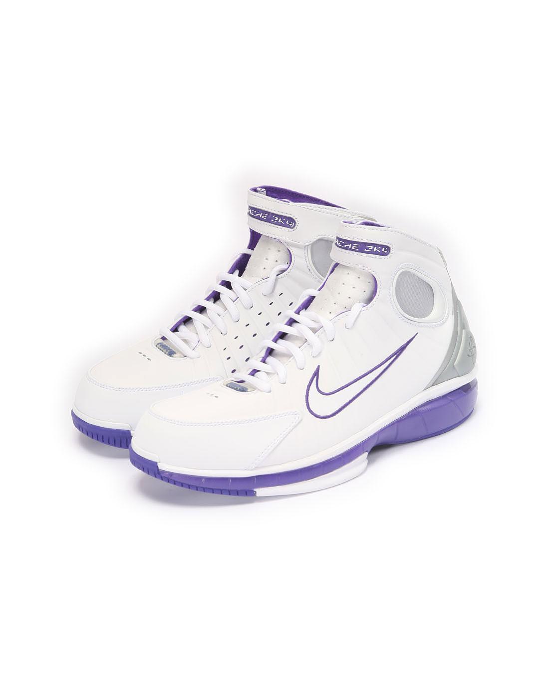 耐克nike男子白色篮球鞋511425-115