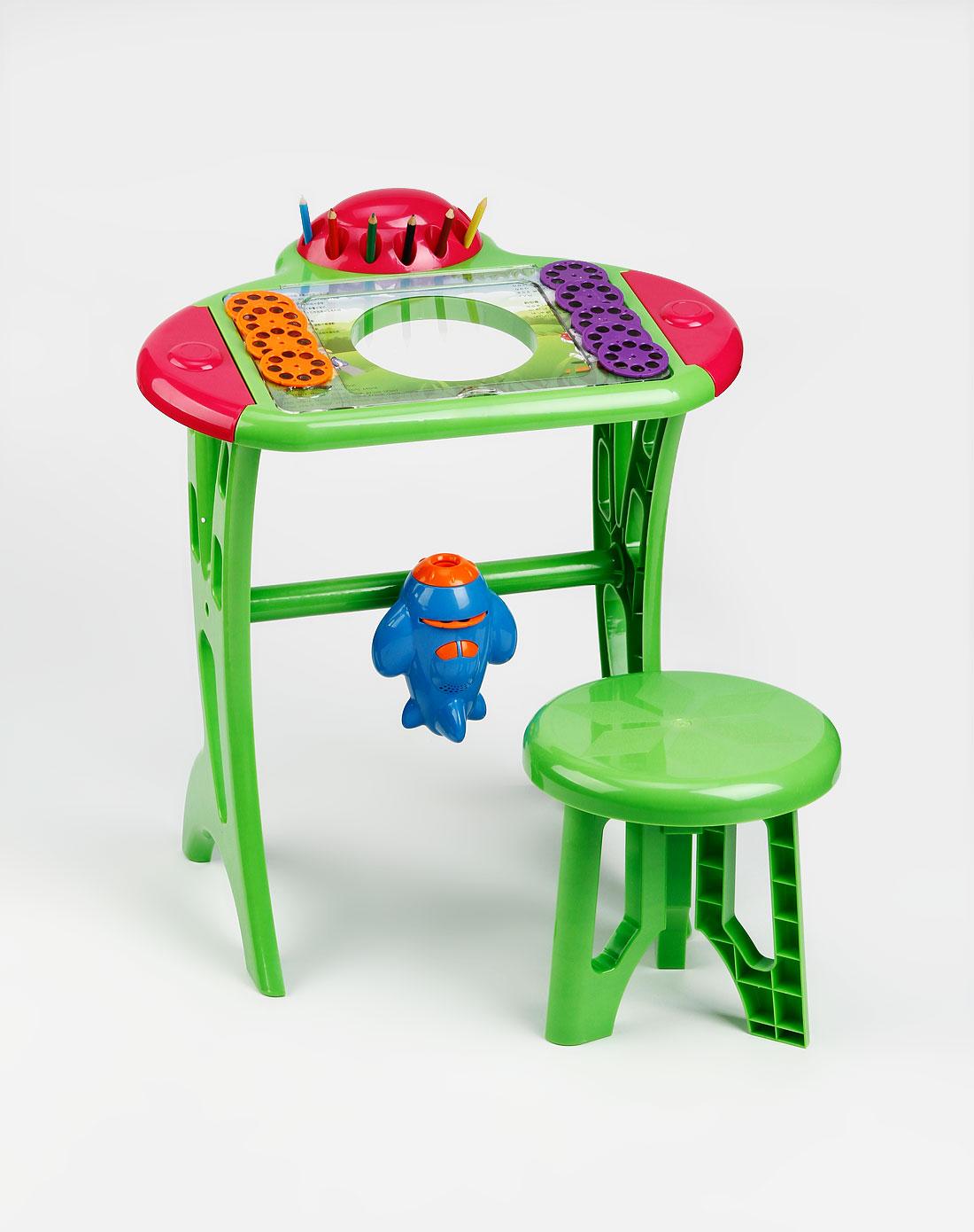 儿童学习天地儿童画画桌/投影乐