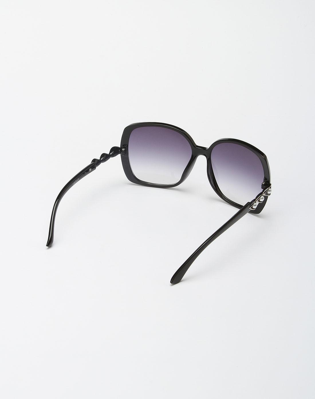 bailewei配件专场黑色欧式复古太阳眼镜7blw20129023