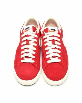 耐克nike男子红色复古鞋488060-610