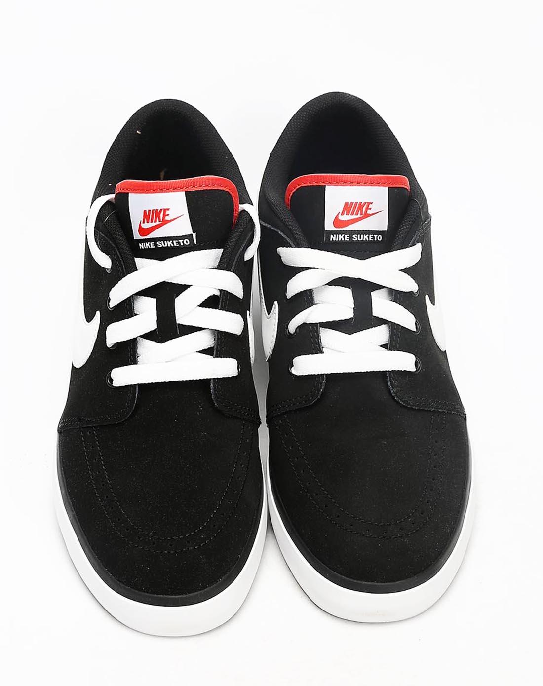 耐克nike男子黑色复古鞋525311-011