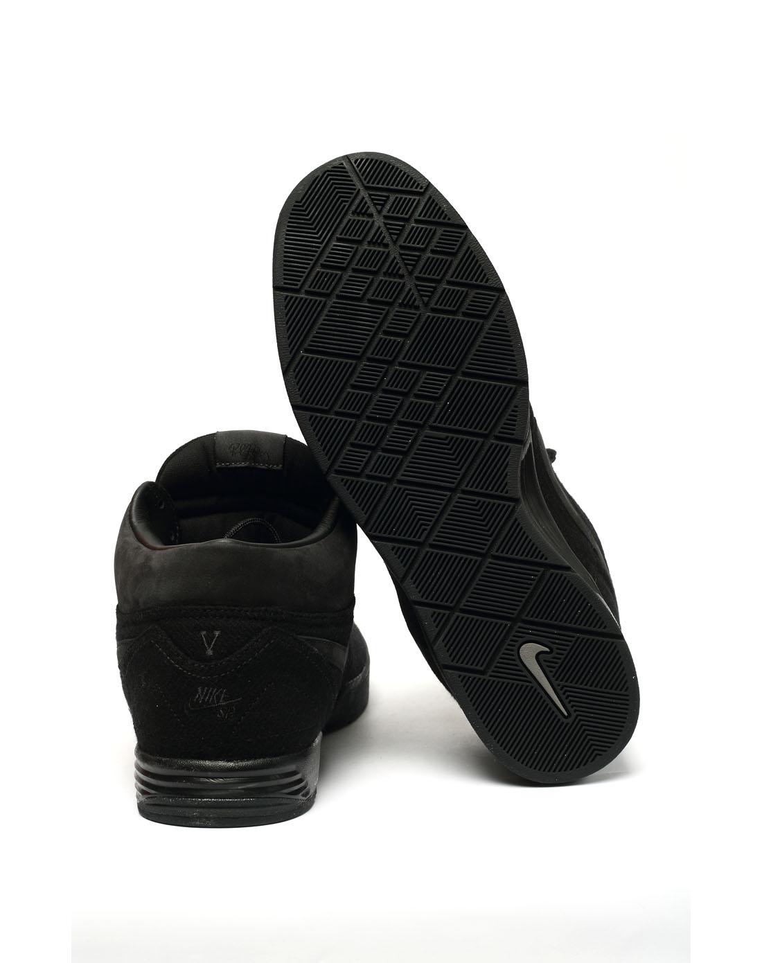 耐克nike-男子黑色复古鞋477381-001
